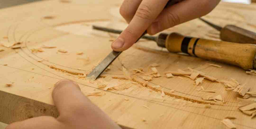 Comment aiguiser un ciseau