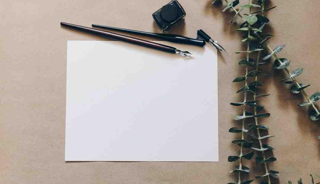 Comment refaire fonctionner un stylo à bille sec
