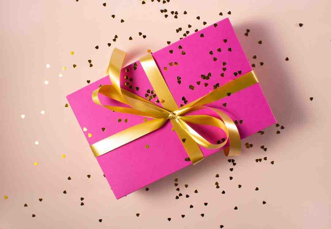 Comment composer un sac cadeau