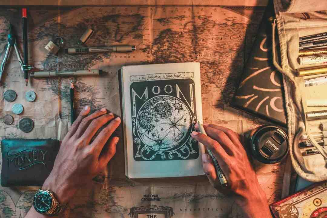 Tour de magie stylo